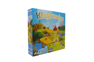 Kingdomino version géante