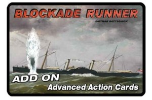 Blockade Runner: Advanced Action Cards