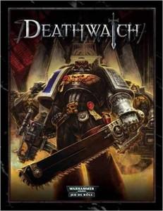 Warhammer 40k RPG Deathwatch
