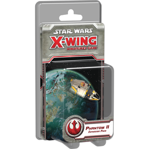 Star Wars - X-Wing : Phantom II
