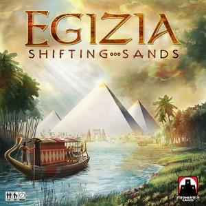 Egizia - Shifting ... Sands