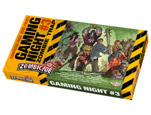 Zombicide Gaming Night #3 : Piège à Zombies