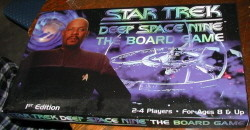 Star Trek - Deep Space Nine : The Board Game