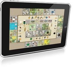 Peloponnes iPad
