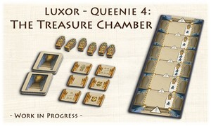 Luxor Queenie 4 : The Treasure Chamber