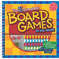 The 15 Greatest Boardgames in the world
