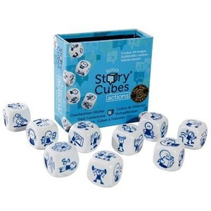 Rory's Story Cubes : Actions
