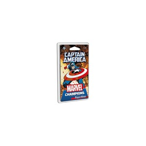 Paquet Héros - Captain America
