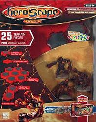 Heroscape : Volcarren Wasteland