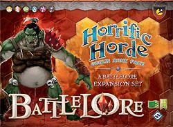 BattleLore : Horrific Horde