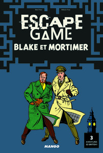 Escape Game 3 - Blake et Mortimer