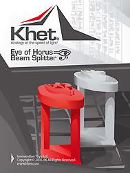 Khet : Eye of Horus Beam Splitters