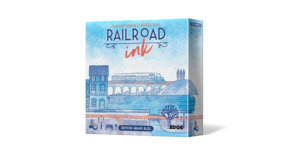 Railroad Ink : Grand Bleu