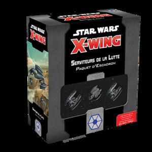Star Wars : X-Wing 2.0 - Serviteurs de la Lutte