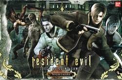 Resident Evil Nightmare