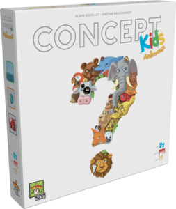 Concept Kids Animaux