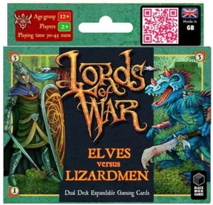 Lords of War : Elves vs Lizardmen