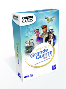 ChroniCards  - La Grande Guerre
