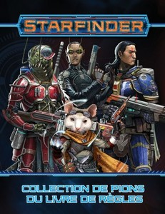 Starfinder VF - Collection de pions : Livre de base