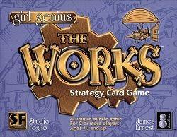 Girl Genius : The Works