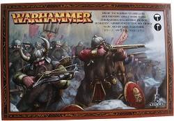 Warhammer : Arquebusiers/Arbalétriers Nains