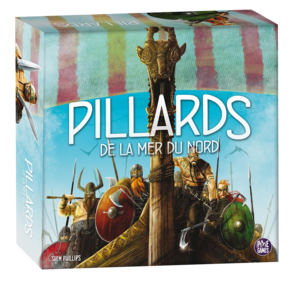 Pillards de la mer du Nord