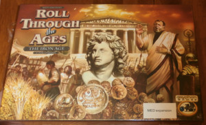 Roll Through the Ages: The Iron Age with Mediterranean Expansion