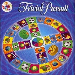 Trivial Pursuit - M happy meal