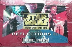 Star Wars CCG : Reflection III
