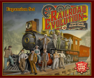 Railroad Revolution - Extension Railroad Evolution (VO)