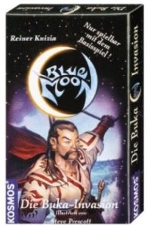 Blue Moon : Die Buka-Invasion