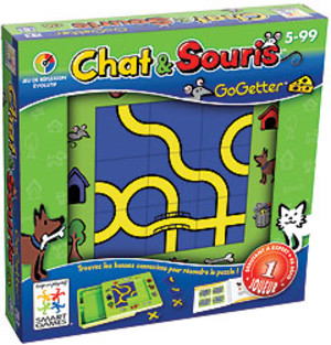 Go getter: Chat et Souris