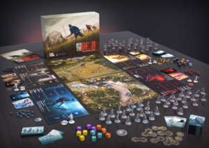 Into The Dead : The Board Game