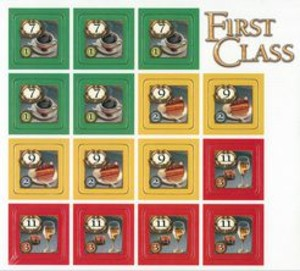 First Class - Teatime