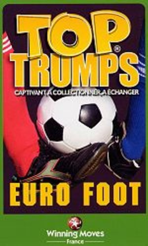 Top Trumps Euro Foot