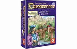 Carcassonne: Comte, Roi et Brigand