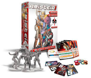 Aristeia!: Soldiers of Fortune