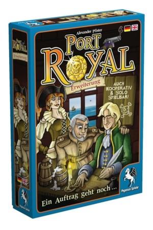 Port Royal - Ein Auftrag geht noch...