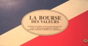 La bourse des valeurs