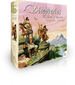 Discoveries : the Journals of Lewis & Clark