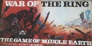 War of the Ring - The Game of Middle Earth