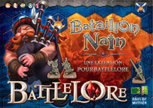 BattleLore : Bataillon Nain