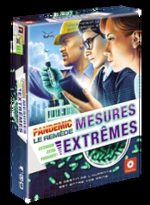 Pandémie : le remède - mesures extrèmes
