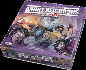 Zombicide : angry neighbors