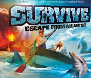 Survive - Escape from Atlantis !