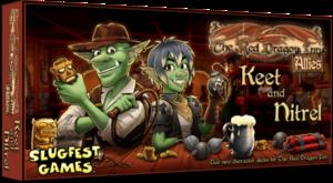 The Red Dragon Inn : Allies - Keet & Nitrel