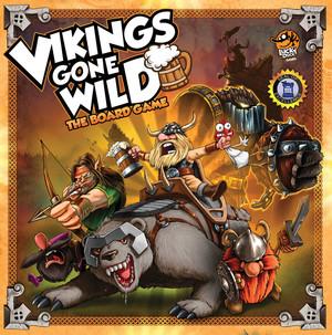 Da werden ja die Wikinger auf dem Spielbrett verrückt!