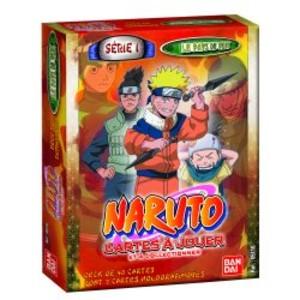 Naruto JCC : Série 1