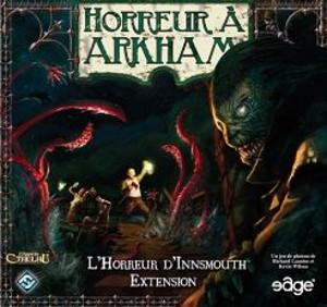 Horreur à Arkham : L'Horreur d'Innsmouth