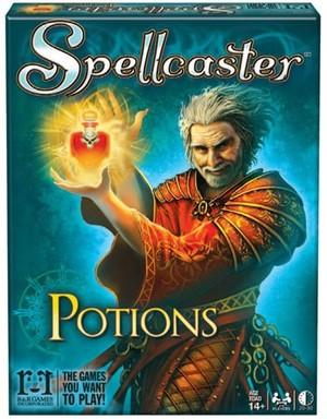 Spellcaster : Potions